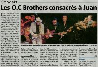 O.C BROTHERS 07-2010